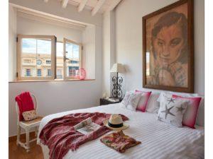 Apartamento Ático con Terraza de 1 dormitorio Lodgingmalaga Plaza de la constitución