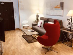 Apartamento de una habitación de Lodgingmalaga