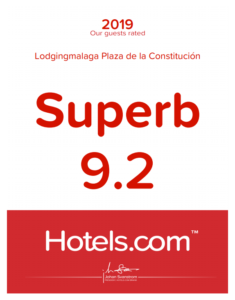 Certificado de Superb Our guests rated 2019