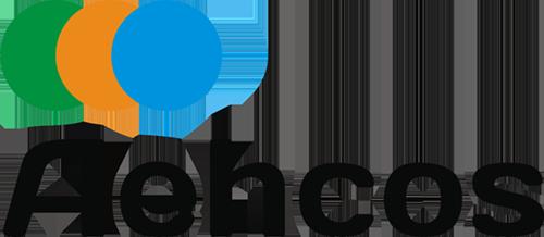 Logotipo de Aehcos en Lodgingmalaga